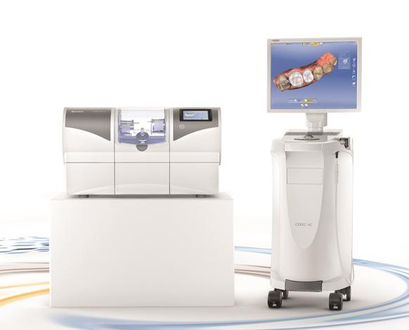 Tecnología 3D CEREC