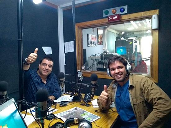 Entrevista radial al Dr. Gabriel Espinoza, Gerente Clínica Uno Salud Rancagua
