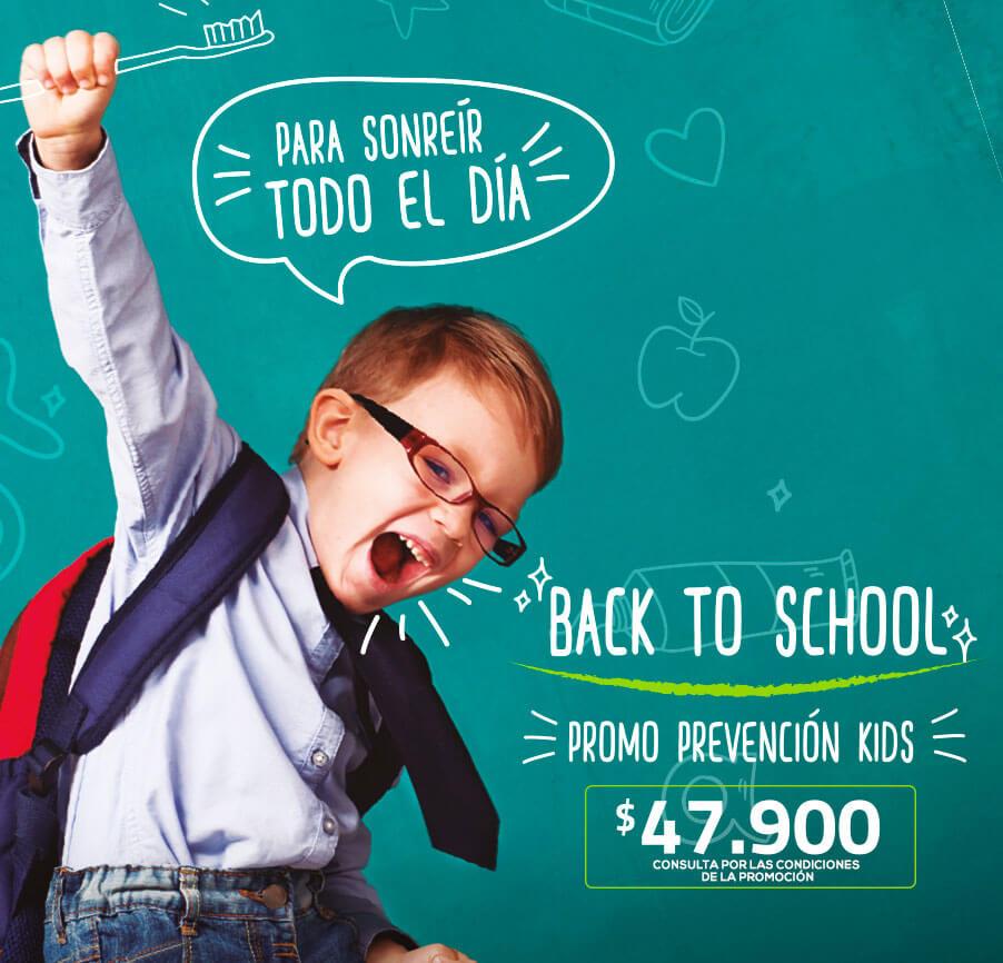 UnoSalud Back To School Promo del mes