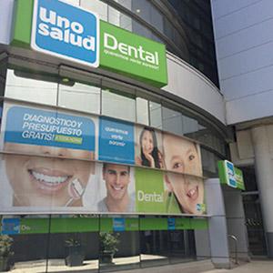Sucursal Estación Central Uno Salud Dental