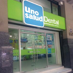 Sucursal Moneda Uno Salud Dental